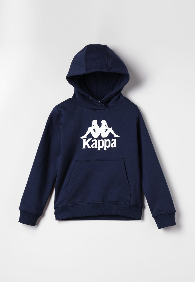 Kappa - TAINO - Jersey con capucha - navy