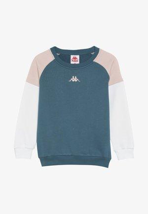 FILICITUS - Sweatshirt - blue/coral