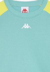 Kappa - FILICITUS - Sweatshirt - blue/turquoise - 4