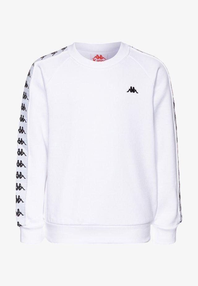 GOLOR - Sweatshirt - bright white