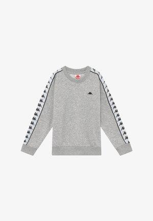 GOLOR - Sweatshirt - high rise melange