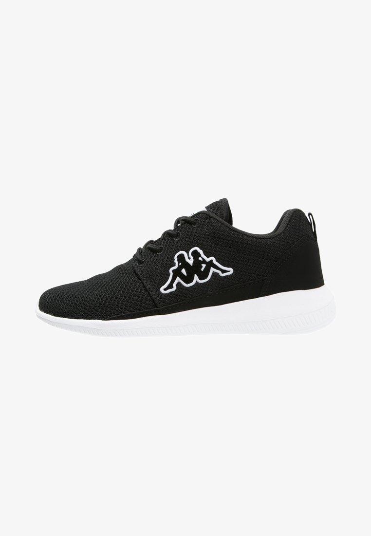 Kappa - SPEED II - Sports shoes - black/white