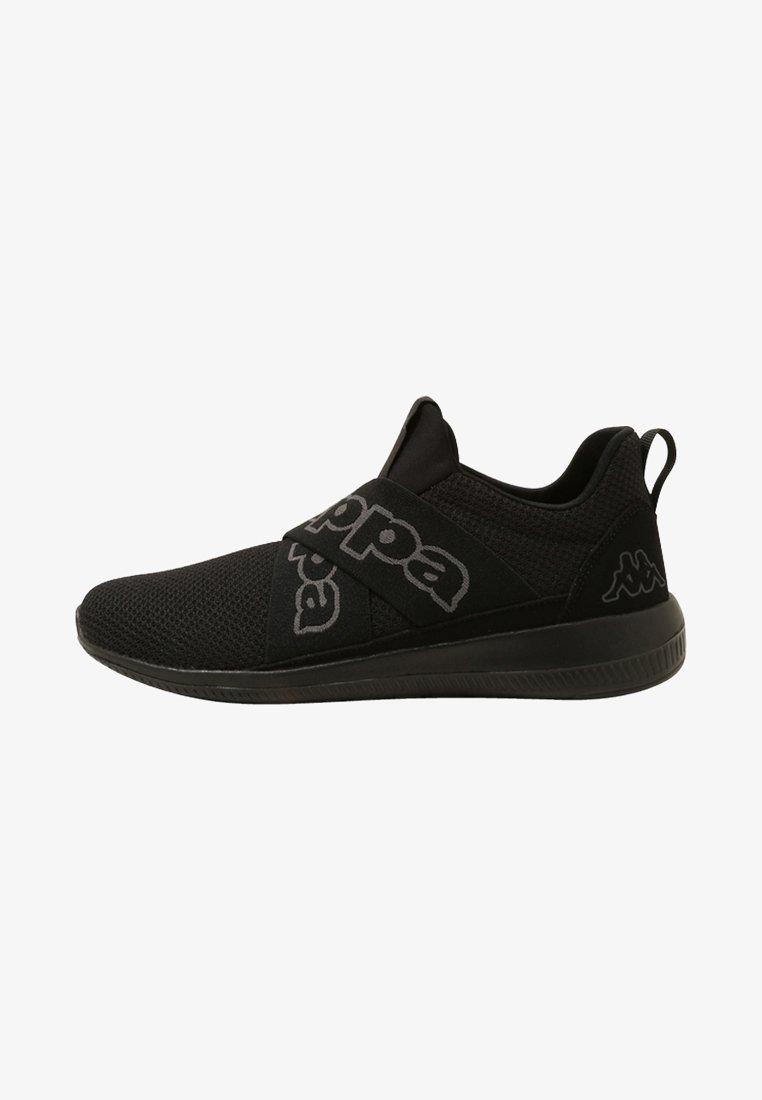 Kappa - FASTER II - Sports shoes - black