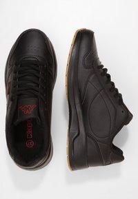Kappa - BASE II - Sportieve wandelschoenen - black - 1