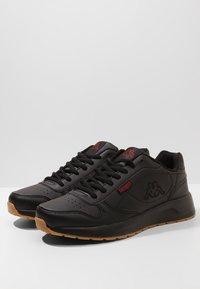 Kappa - BASE II - Sportieve wandelschoenen - black - 2