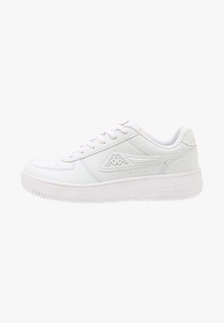 Kappa - BASH - Zapatillas de entrenamiento - white/light grey