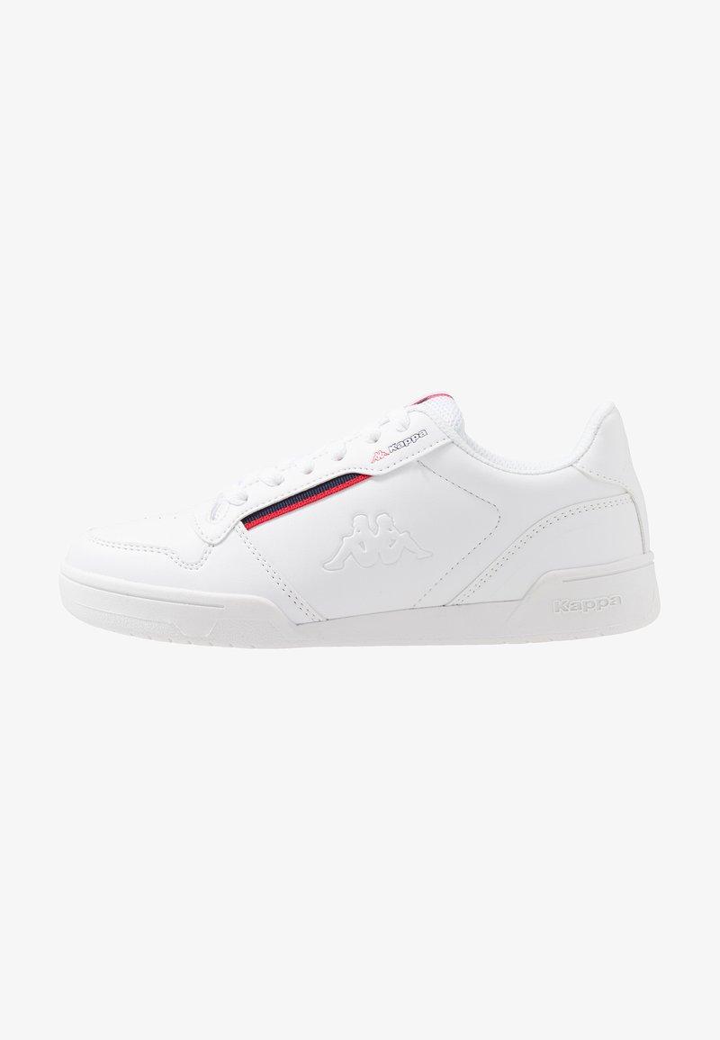 Kappa - MARABU - Sneakers - white/red