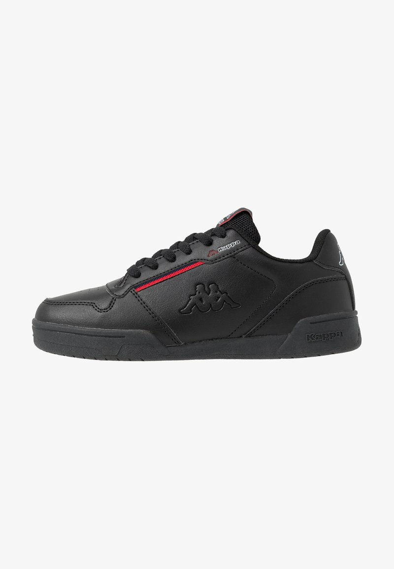 Kappa - MARABU - Zapatillas - black/red