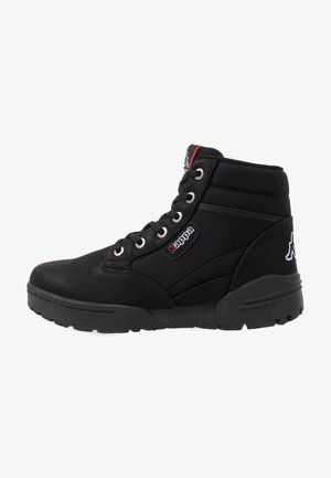 BONFIRE - Hiking shoes - black