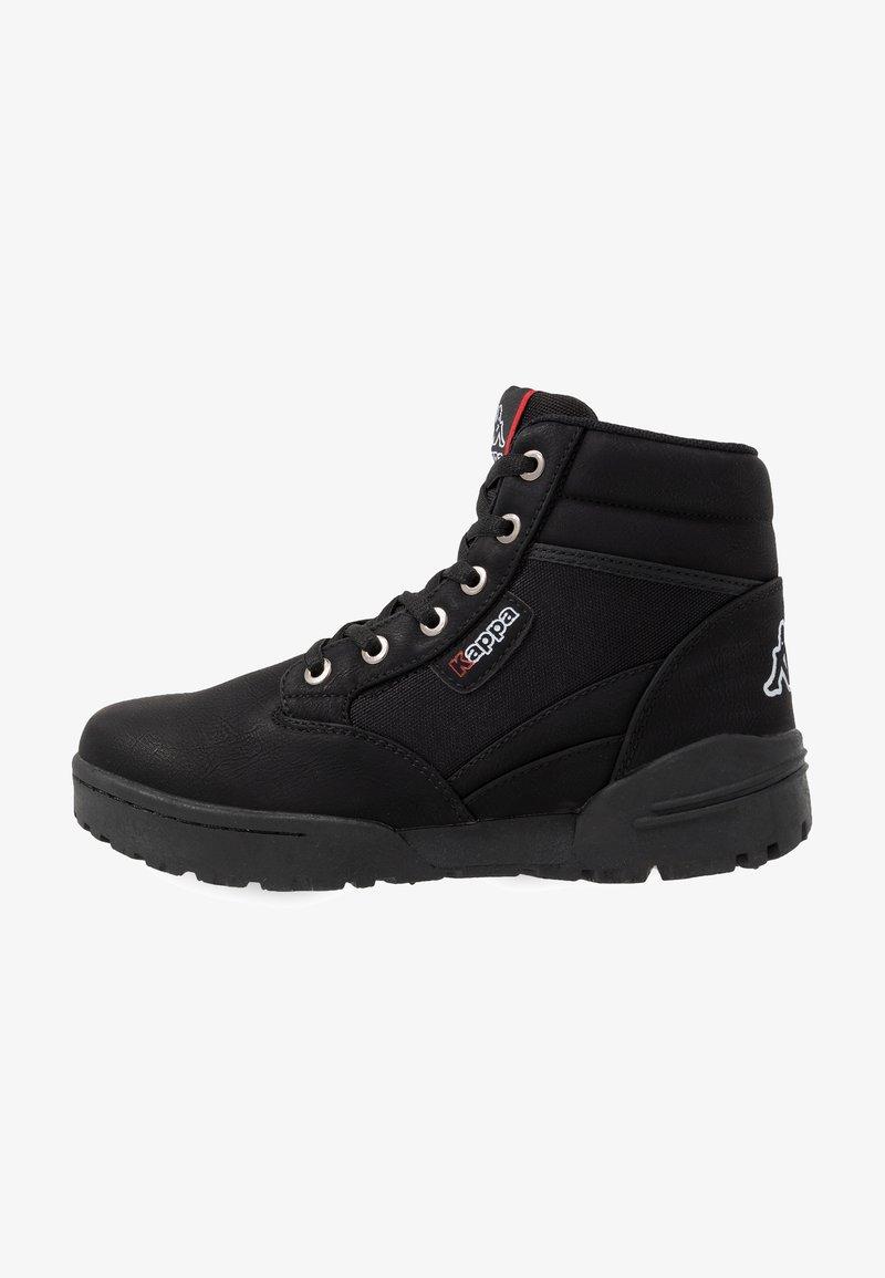 Kappa - BONFIRE - Zapatillas de senderismo - black