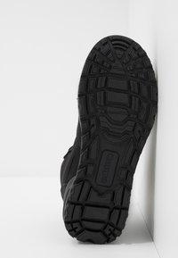 Kappa - BONFIRE - Zapatillas de senderismo - black - 4