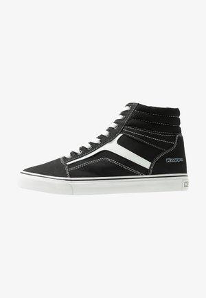 CHOSE HIGH - Sportovní boty - black/white