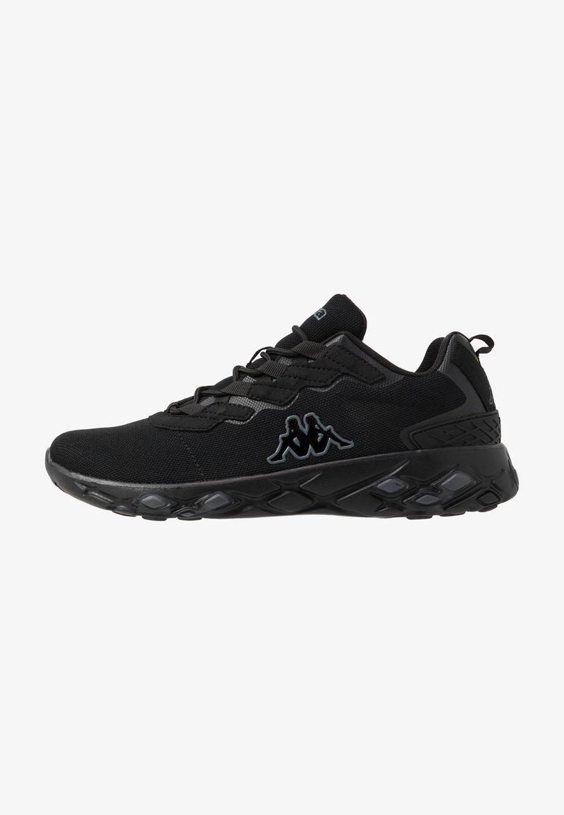 Kappa - STRATUS - Neutrální běžecké boty - black/grey