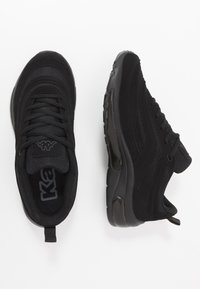 Kappa - SQUINCE - Neutral running shoes - black - 1