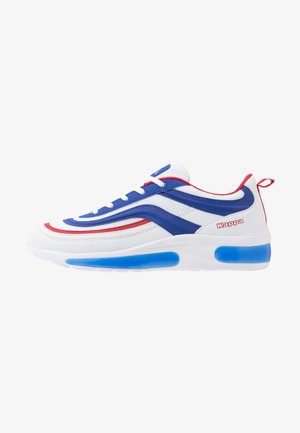 SQUINCE  - Zapatillas de running neutras - white/blue