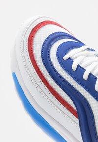 Kappa - SQUINCE  - Zapatillas de running neutras - white/blue - 5