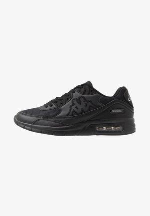 HARLEM II - Sportovní boty - triple black