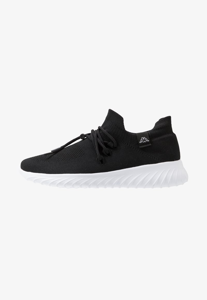Kappa - ZUC - Zapatillas - black/white
