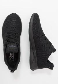 Kappa - CUMBER - Trainings-/Fitnessschuh - black - 1