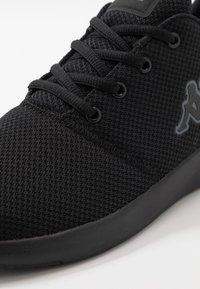 Kappa - CUMBER - Trainings-/Fitnessschuh - black - 5