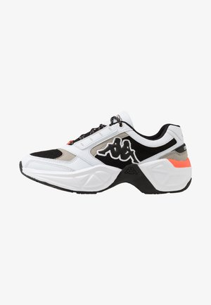 KRYPTON - Sports shoes - white/black