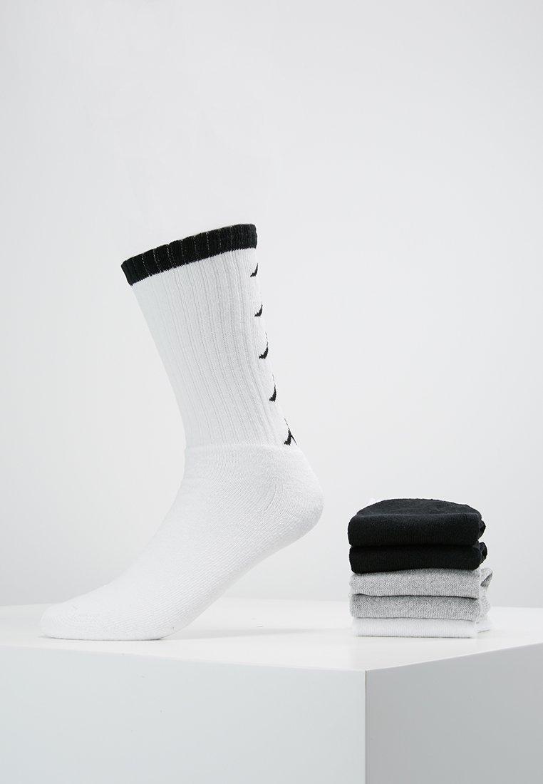 Kappa - EVERT 6 PACK - Calcetines de deporte - grey melange