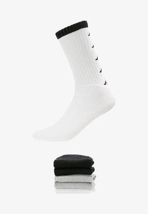 EVERT 6 PACK - Calze sportive - grey melange