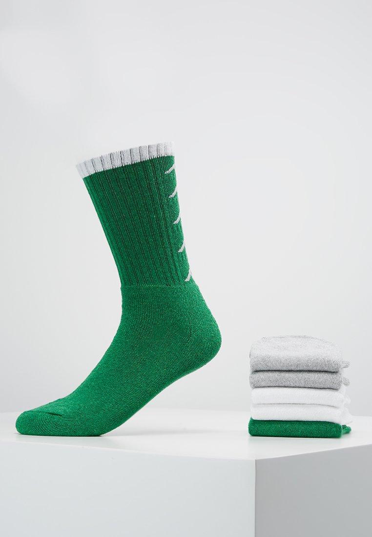 Kappa - EVERT 6 PACK - Sportovní ponožky - bosporus