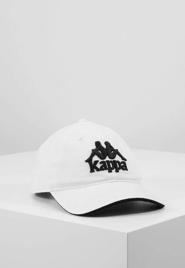 ELINO - Cap - white