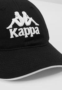 Kappa - ELINO - Cap - black - 2