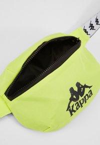 Kappa - GRENATA - Bum bag - safty yellow - 4