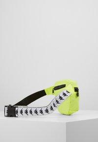 Kappa - GRENATA - Bum bag - safty yellow - 3