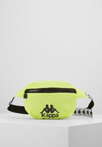 Kappa - GRENATA - Bum bag - safty yellow - 0
