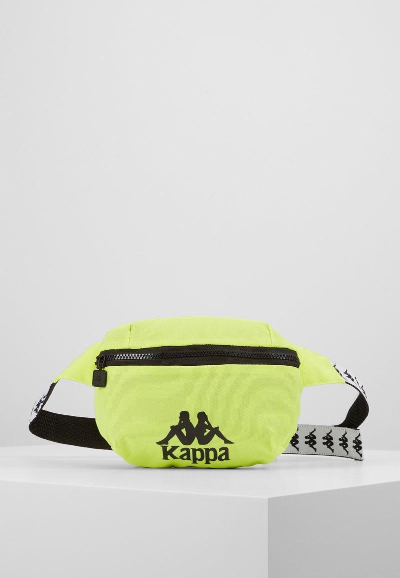 Kappa - GRENATA - Bum bag - safty yellow