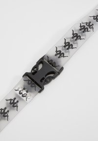 Kappa - GOMESS - Belt - transparent/black - 5