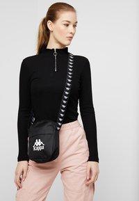 Kappa - ESKO - Across body bag - black - 5