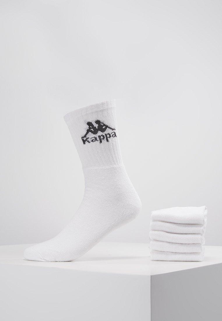 Kappa - AUSTRALIEN 6 PACK - Ponožky - white