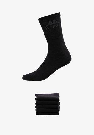 AUSTRALIEN 6 PACK - Socks - black