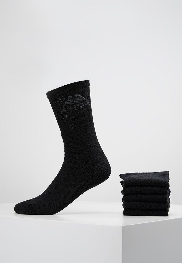 Kappa - AUSTRALIEN 6 PACK - Socks - black
