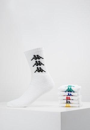 VIOLA 6 PACK - Sukat - white