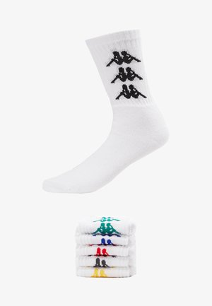 VIOLA 6 PACK - Chaussettes - white