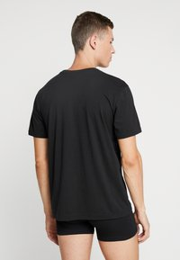 Kappa - EXCLUSIVE 3 PACK - Camiseta interior - high-rise melange - 2