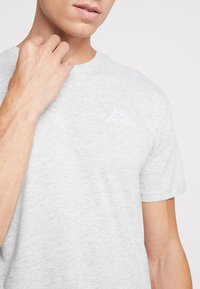 Kappa - EXCLUSIVE 3 PACK - Camiseta interior - high-rise melange - 3