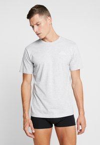 Kappa - EXCLUSIVE 3 PACK - Camiseta interior - high-rise melange - 1