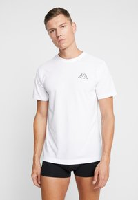Kappa - EXCLUSIVE 3 PACK - Camiseta interior - high-rise melange - 0