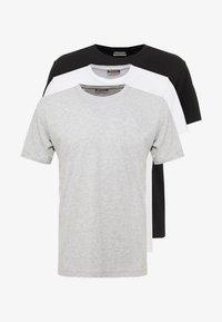 Kappa - EXCLUSIVE 3 PACK - Camiseta interior - high-rise melange - 4