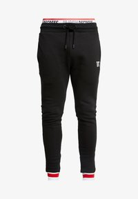 11 DEGREES - Spodnie treningowe - black - 4