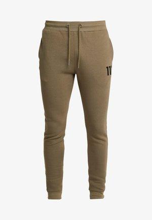 CORE JOGGERS  - Teplákové kalhoty - khaki