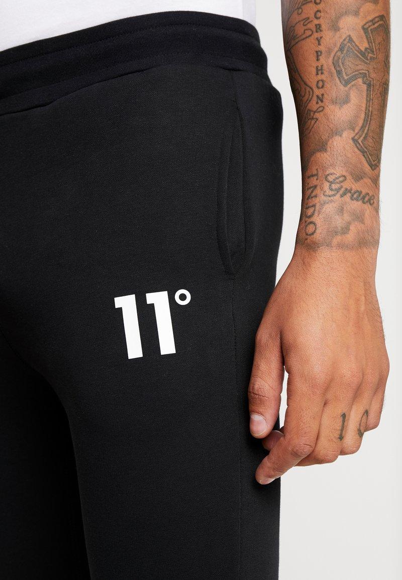 11 DEGREES CORE JOGGERS - Joggebukse - black