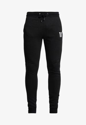 CORE JOGGERS  - Teplákové kalhoty - black